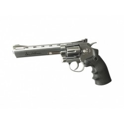 "Dan Wesson 6"" - Silver - Low Power - ASG"