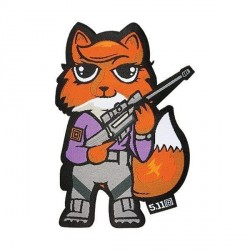 Patch Tactical Foxy - 5.11