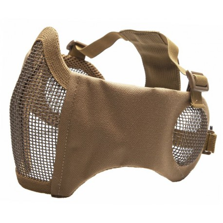 Masque protection intégrale stalker ASG Tan