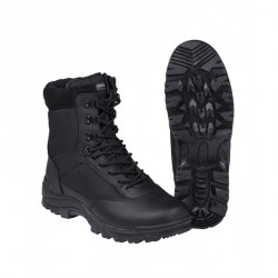 Tactical Boots - Zip