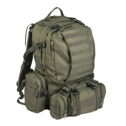 Sac à dos defense pack assembly 50L vert olive - Miltec