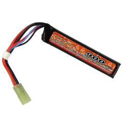 Batterie Lipo 7.4v 900mAh 15C VB power