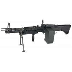 M60E4 MK43 commando ASG