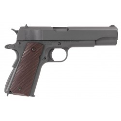 Colt 1911 M1911 A1 Co2 Anniversary Parkerized Gris Full Metal