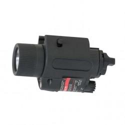 Lampe laser pour PA