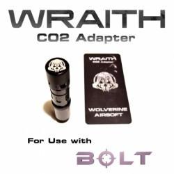 Wolverine WRAITH Co2 Adapter
