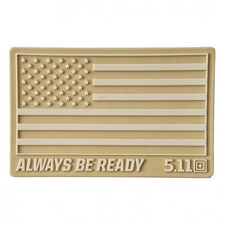 Patch 5.11 us flag sable