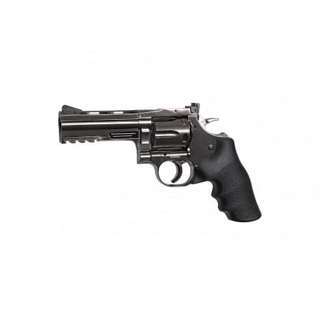 """Dan Wesson 715, 4"""" Airgun, steel grey"""