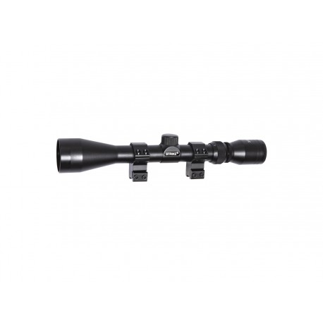 Lunette 3-9X40 ASG rail 11mm