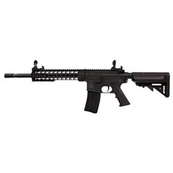 Colt M4 Special Forces - Black - garde main nylon fibre