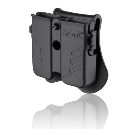 PORTE CHARGEUR 9mm double
