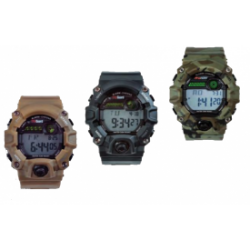 Montre Tactique  camo City GUARD