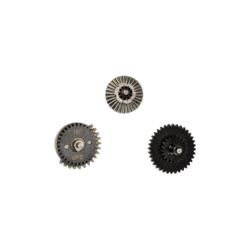 engrenages 16:1 Hi-Speed Steel CNC Gear Set Union Fire