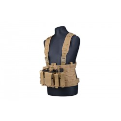 CHEST RIG SCOUT TAN
