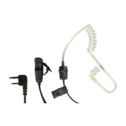 oreillette AE 31 C-2L Security Headset Midland Connector