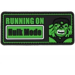 Patch pvc running on Hulk