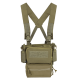 Mini CHEST Rig Swiss arms Coyote