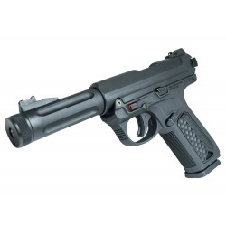 Pistolet AAP-01 action army gaz blowback NOIR