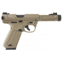 Pistolet AAP-01 action army gaz blowback TAN