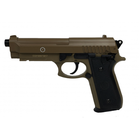 PT92 TAN Co2 6mm tout metal 15BB 0,9 J