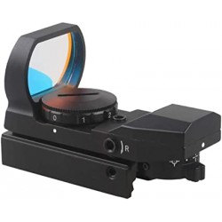 Multi Reticle Reflex Sight BK