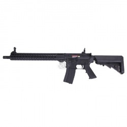 "S&T M4 Slim Keymod 15"" Gas Blowback"