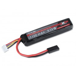 Batterie Lipo 11.1V 1100 mAh 20C