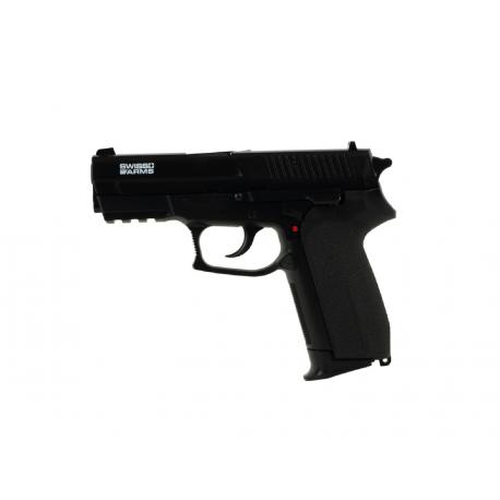 PACK SWISS ARMS MLE HPA Spring 6mm 24BBs 0.5J +2000BILLES