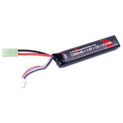 Batterie LIPO 7.4 ASG 1300Mah