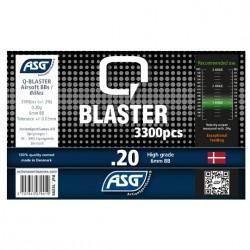 BILLES 0.20G Q BLASTER EN BOUTEILLE DE 3300