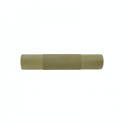 Silencieux JJ airsoft 14mm CW and CCW  (Tan)