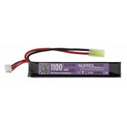 Batterie Life-po 9.9V / 1100mAh 20C Stick NUPROL