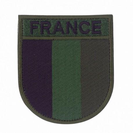 Ecusson de bras France basse visibilité