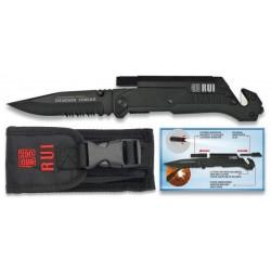 Couteau pliant tactique / survie