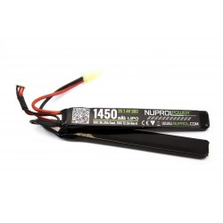 Batterie LiPo 7,4 v / 1450 mah 25C 2 sticks NUPROL
