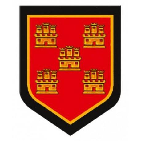Ecusson de bras FGendarmerie Poitou Charente