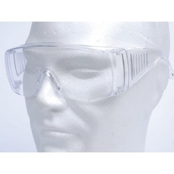 Lunettes de protection Swiss Arms transparente