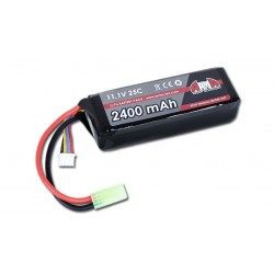 Batterie Lipo Arma Tech 11.1V 2400mAh 25C Block