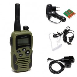 Pack Talkie Walkie P.T.T. one Topcom