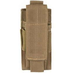 Porte chargeur pistolet simple Miltec Tan