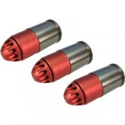 Pack de 3 grenades King Arms 120BBs