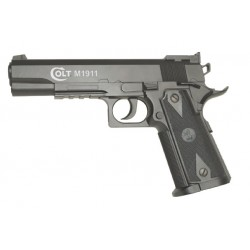 Colt M1911 match CO2 Noir