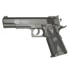 Colt M1911 match CO2 Noir