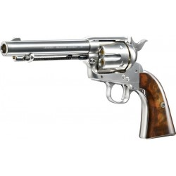 Réplique revolver Legends western cowboy silver CO2 1,9j