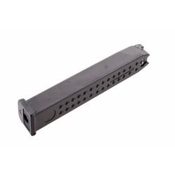 Chargeur long à gaz 50cps pour S17 / S18C / S19 - Stark Arms