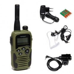 Talki Walki Z125 TopCom 9500 Airsoft Edition