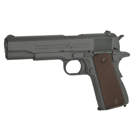 Colt 1911 full métal 100 th anniversary - Co2