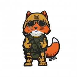 Patch Tactical Fox Marine Recon - 5.11