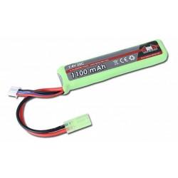 Batterie LIPO 7.4V 1100MAH 20C