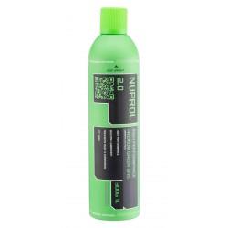 Gaz bouteille 2.0 premium Green Gaz 1000ml NUPROL